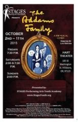 the-addams-family-production